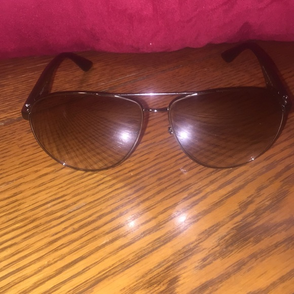 5ee81ed68f64 AUTHENTIC Prada Aviator Sunglasses. M 5a45a18484b5ce6e3f0f2d99. Other  Accessories ...